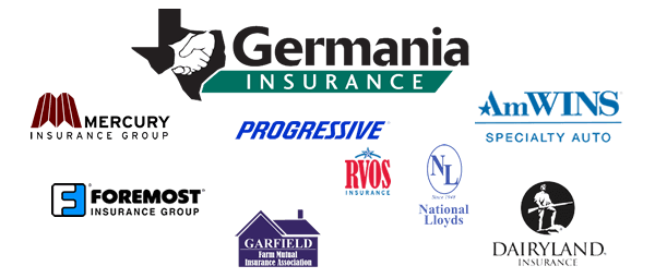 Insurance carriers offered by Coker Insurance